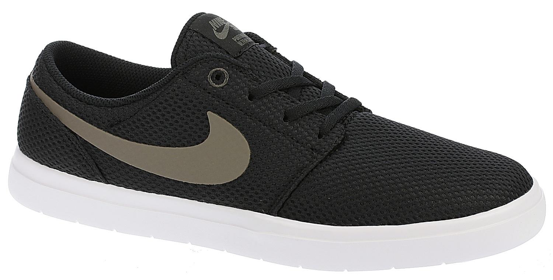 shoes Nike SB Portmore II Ultralight - Black/Ridgerock/White ...