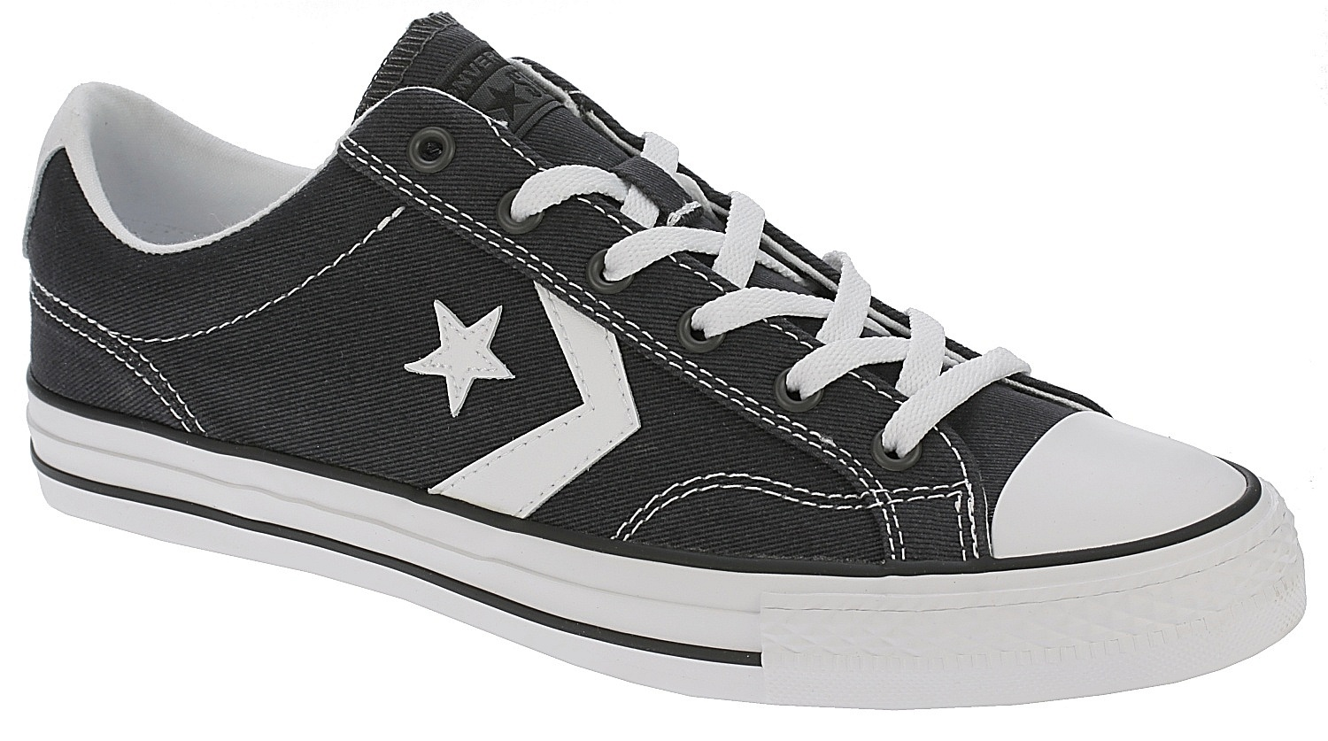 topánky Converse Star Player OX - 160559 Almost Black White Black -  Snowboard shop f6b98c51ddd