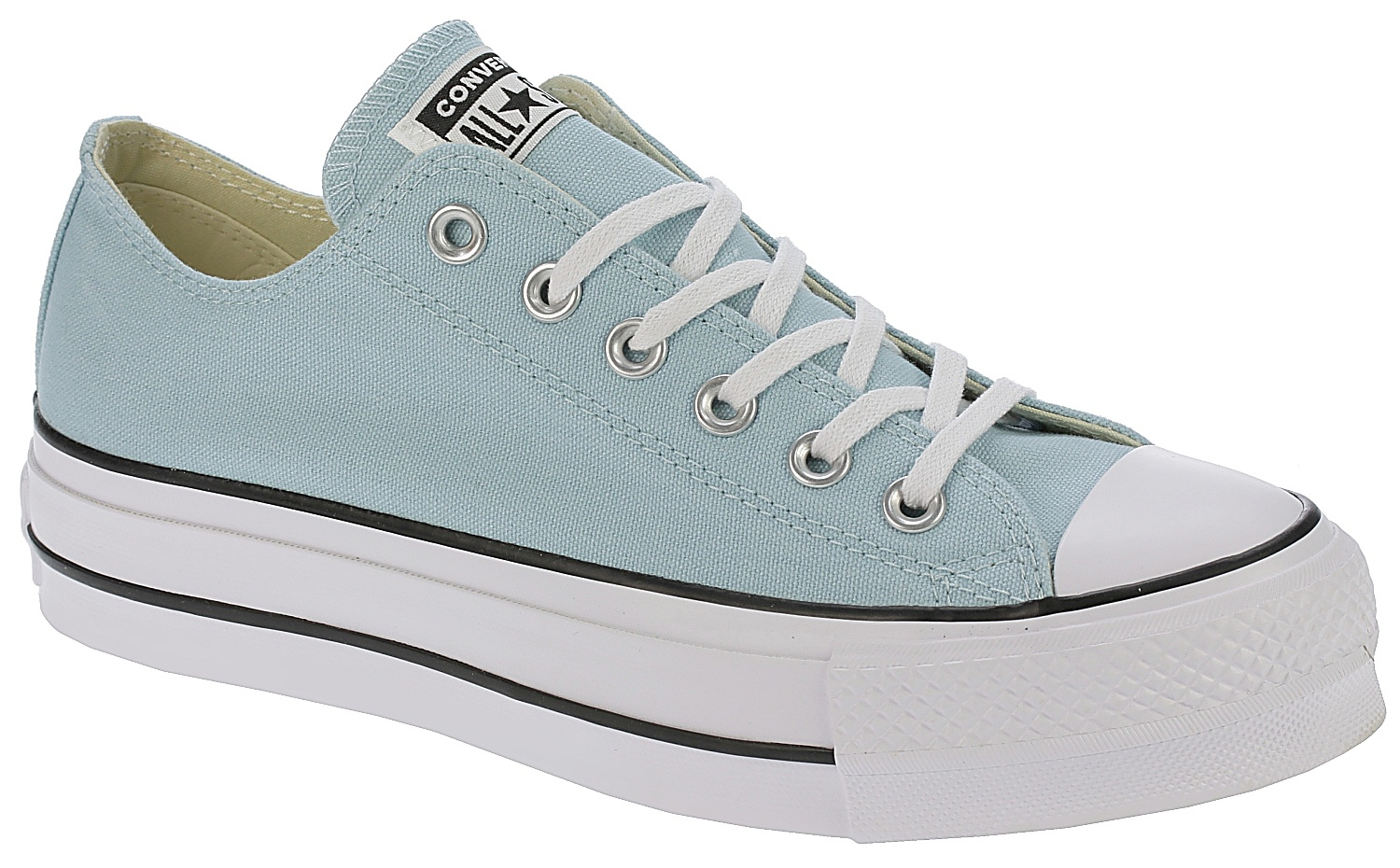 boty Converse Chuck Taylor All Star Lift OX - 560687 Ocean Bliss White  87e95f20cd6