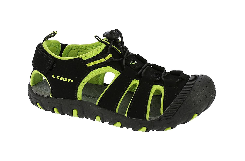 boty Loap Dopey - V11N/Black/Lime Punch 35