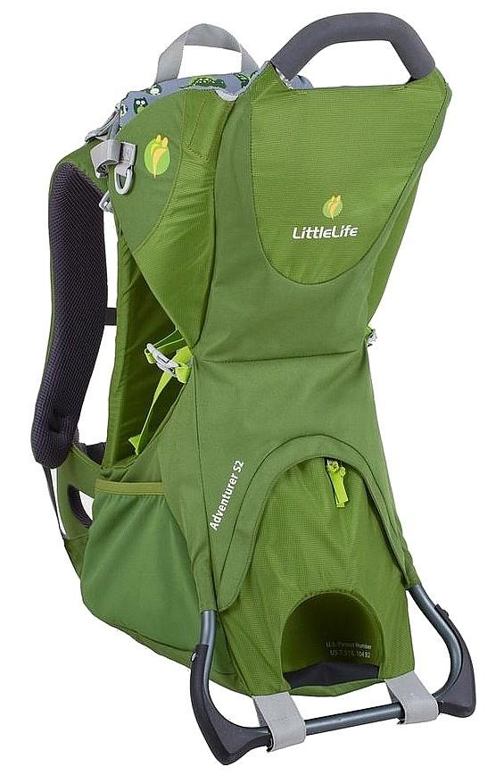 dětská sedačka Littlelife Adventurer S2 - Green one size