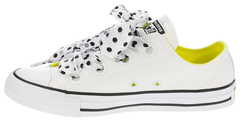 ... boty Converse Chuck Taylor All Star Big Eyelets OX - 560670 White Fresh  Yellow ... f4bda6b3e63d6