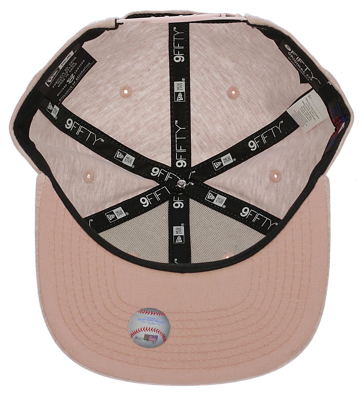 ... cap New Era 9FI Original Jersey Brights MLB New York Yankees - Pink ... fa0be7a7cb13