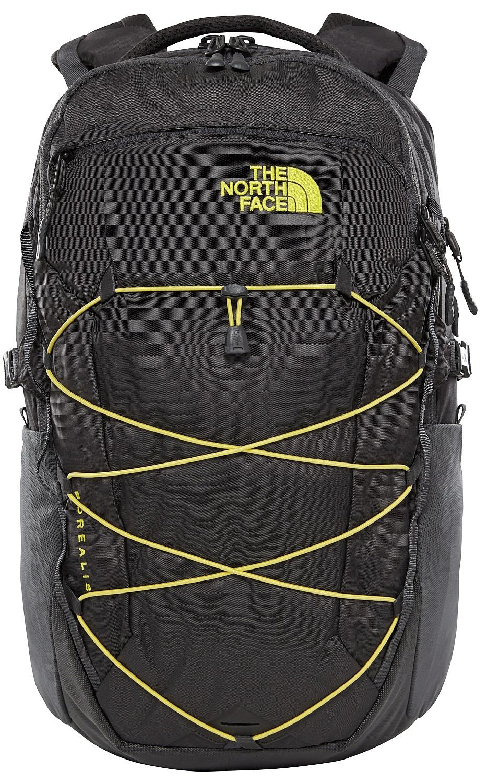 batoh The North Face Borealis 28 - Asphalt Gray Sulphur Spring Green -  skate-online.skate-online.cz 85cdb466109e