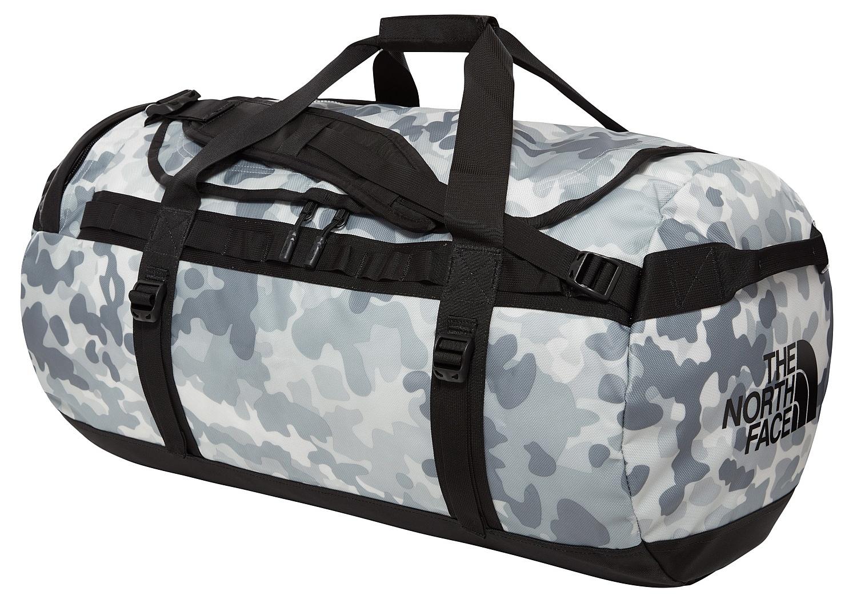 ... bag The North Face Base Camp Duffel L - TNF White Macrofleck Camo Print  TNF ... 6197930c3085d