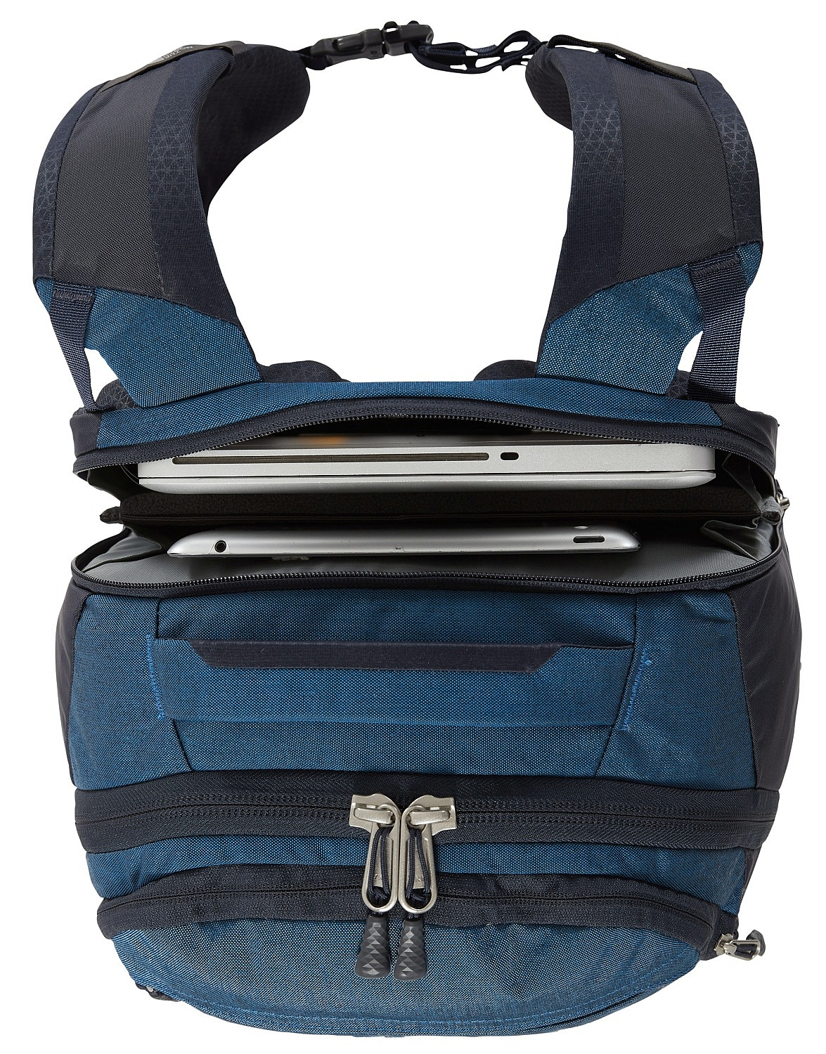 c27b3026fb ... backpack The North Face Surge 31 - Dish Blue Light Heather/Urban Navy