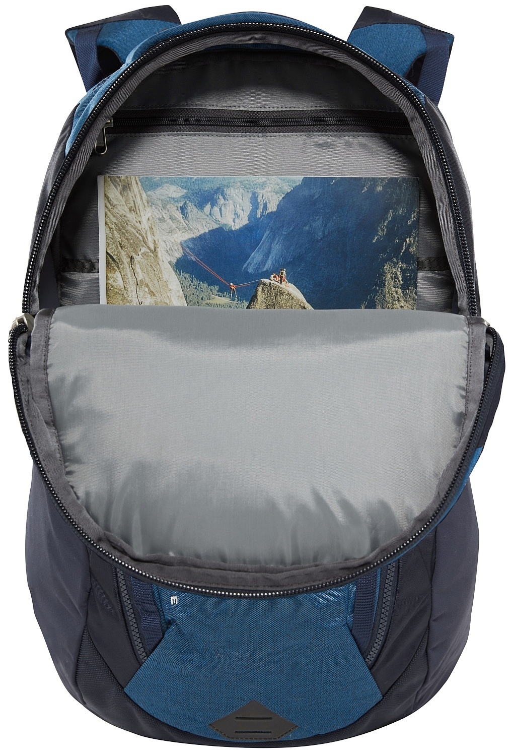b296cc819088 ... backpack The North Face Surge 31 - Dish Blue Light Heather Urban Navy  ...