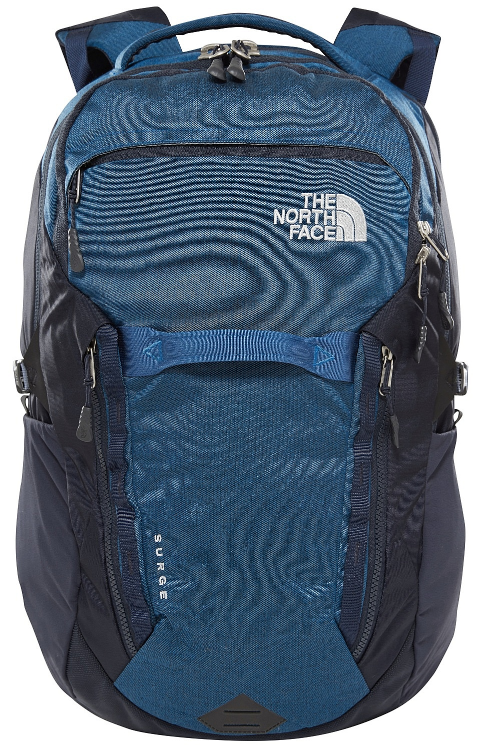 663930786845 backpack The North Face Surge 31 - Dish Blue Light Heather Urban Navy -  Snowboard shop