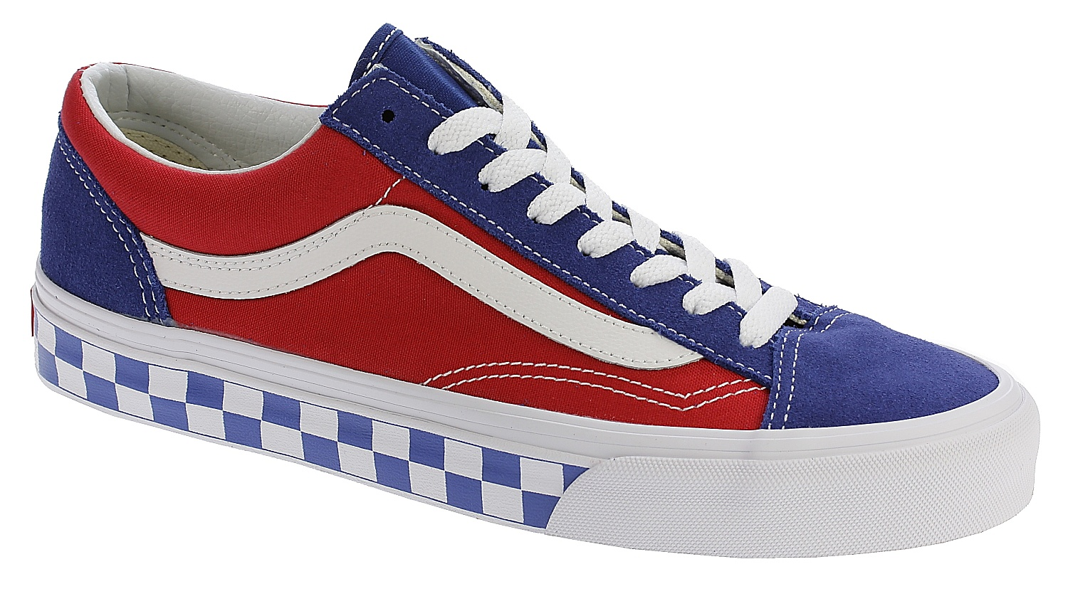 shoes Vans Style 36 - BMX Checkerboard