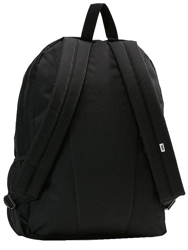 3a1278ae7c ... backpack Vans Realm Flying V - Black Mixed Flower - women´s ...