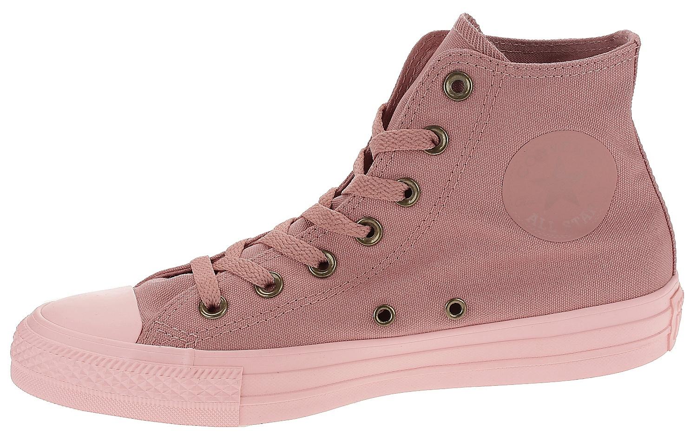 372dd461e19c9 Topánky Converse Chuck Taylor All Star Botanical Hi - 161485/Rust Pink/Rust  Pink/Storm Pink < Předchozí Další >