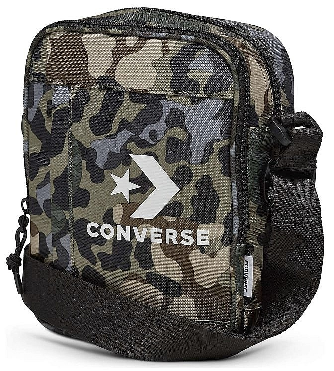 taška Converse Cross Body 10006934 - A02 Animal Black White one size ab953ceb51