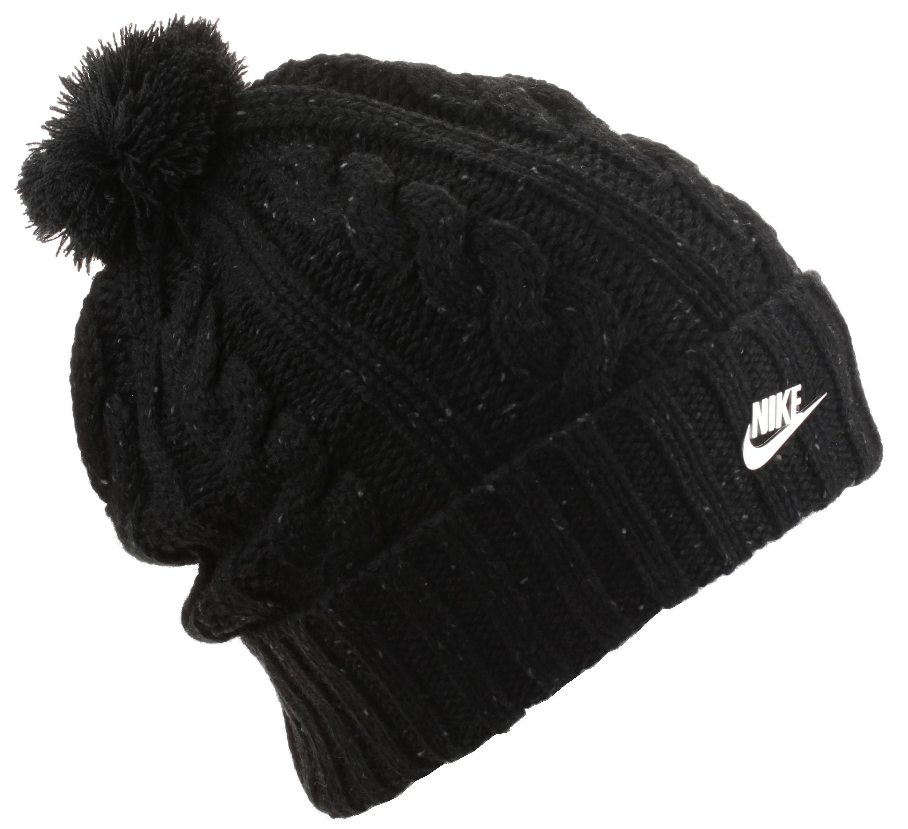 čepice Nike Sportswear - 010 Black Cool Gray Metallic Silver one size 2654de29d7