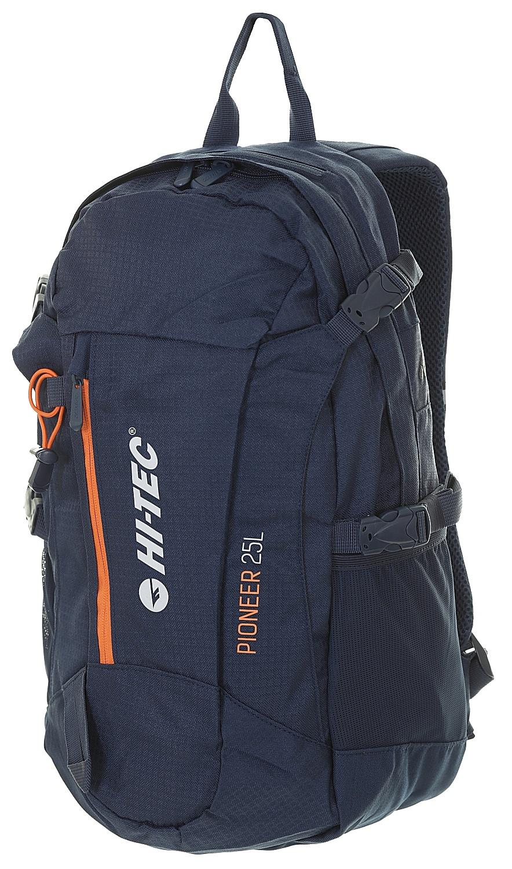 fa63e85861b45 batoh Hi-Tec Pioneer 25 - Insignia Blue/Orange Peel/White 25 L