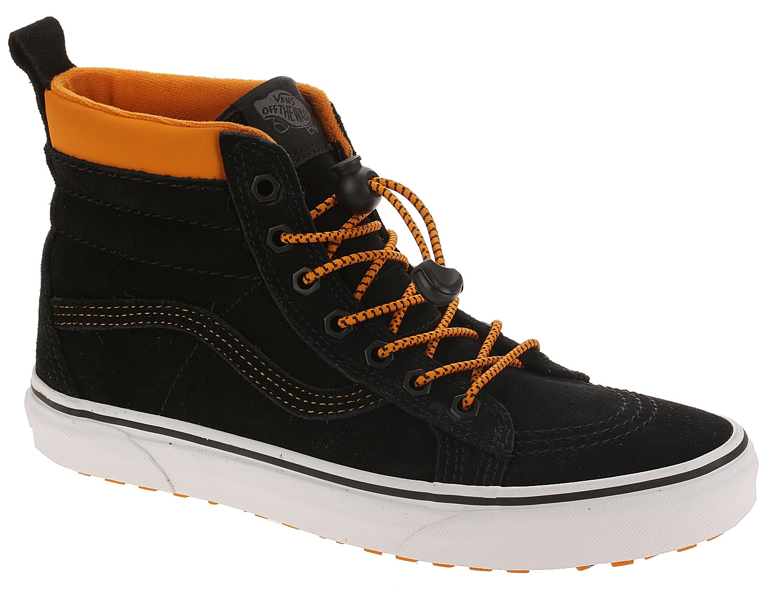 boty Vans Sk8-Hi MTE - MTE Toggle Orange Black 36 fe51bc1df99