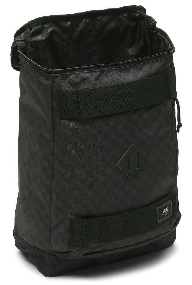 65700acea7f1a backpack Vans Hooks Skatepack - Black Charcoal - men´s - Snowboard ...