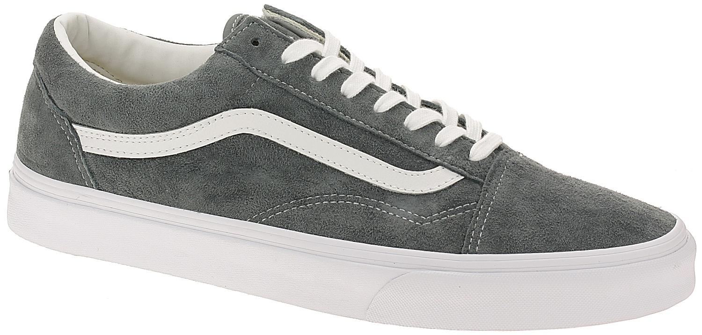 shoes Vans Old Skool - Pig Suede/Stormy
