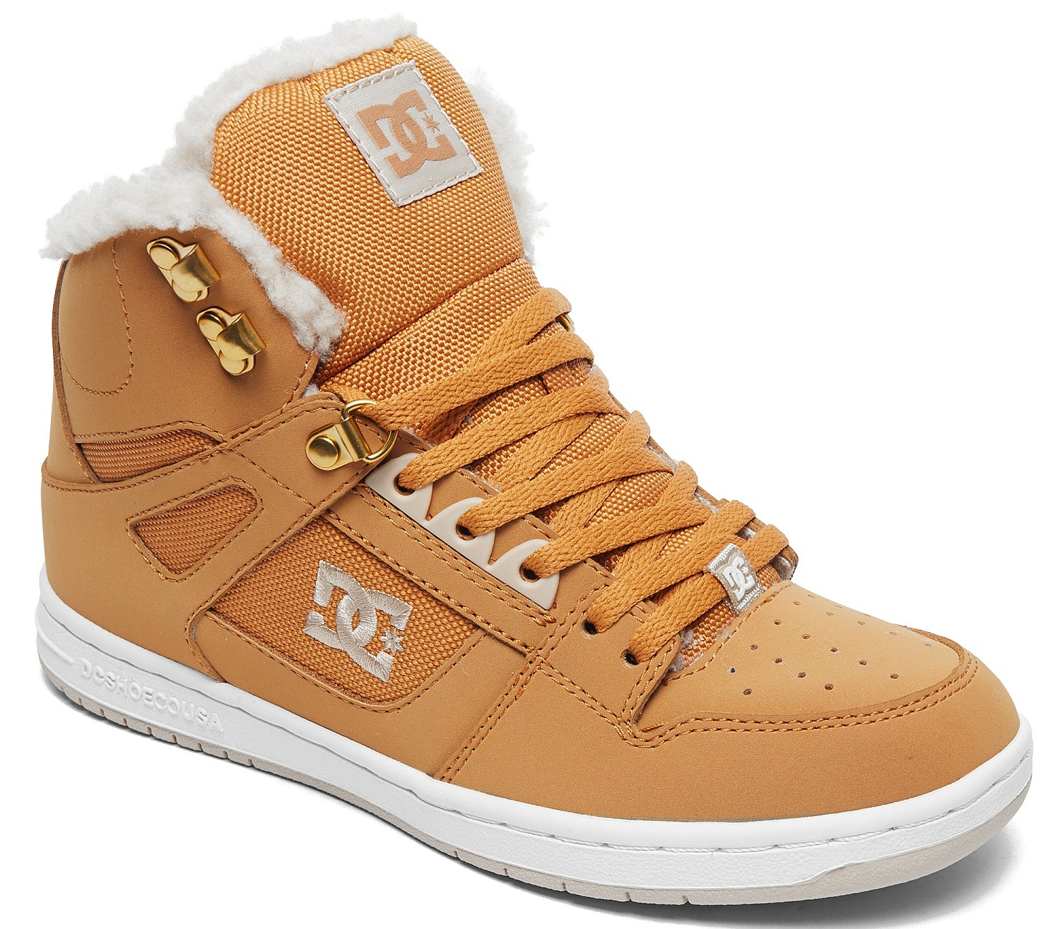 boty DC Pure High -Top WNT - WE9 Wheat 37 d15989b546