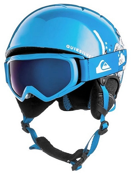 helma Quiksilver The Game Pack - BQC1/Daphne Blue/Animal Party 54 cm