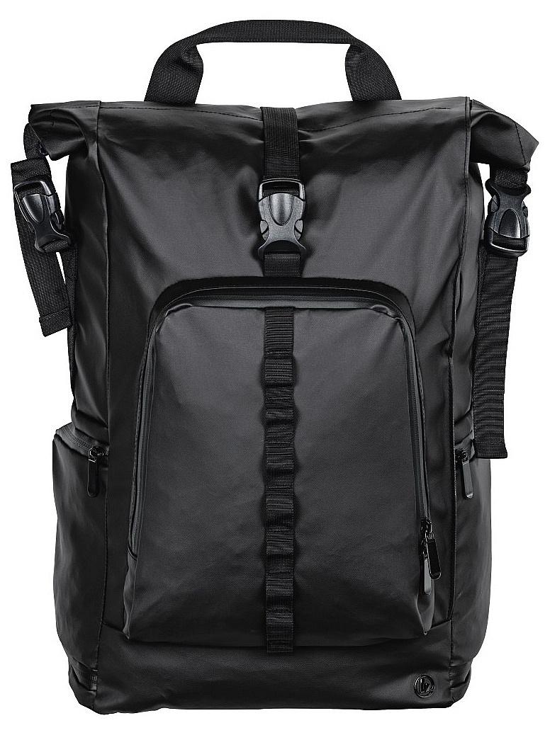 batoh Hama Roll-Top - 101817 Black 19 L 1d065543cb