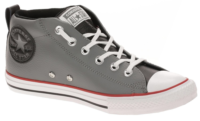 boty Converse Chuck Taylor All Star Street Mid - 661888 Mason Black White 1c64e5d1a9