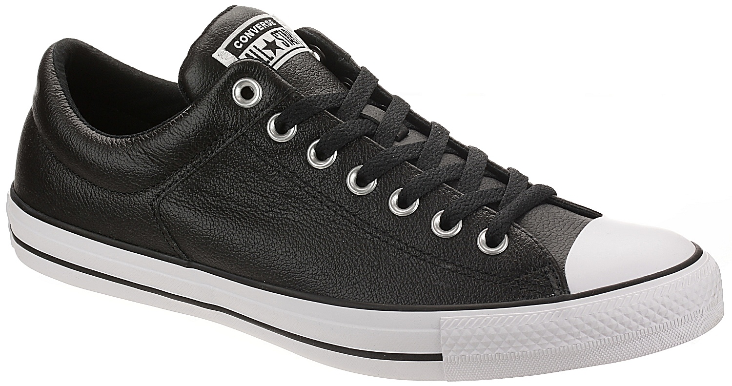 e24a5498d02a zapatos Converse Chuck Taylor All Star High Street OX - 149430 Black Black   ...