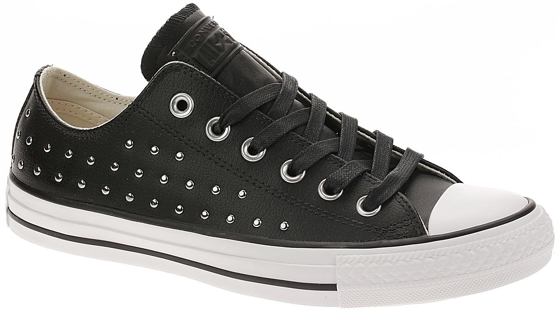 boty Converse Chuck Taylor All Star OX - 561685 Black Black Silver 39.5 142766f476