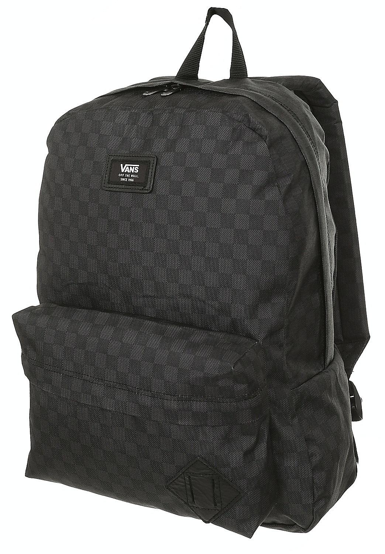 batoh Vans Old Skool II - Black Charcoal 22 L d5e81e1c86