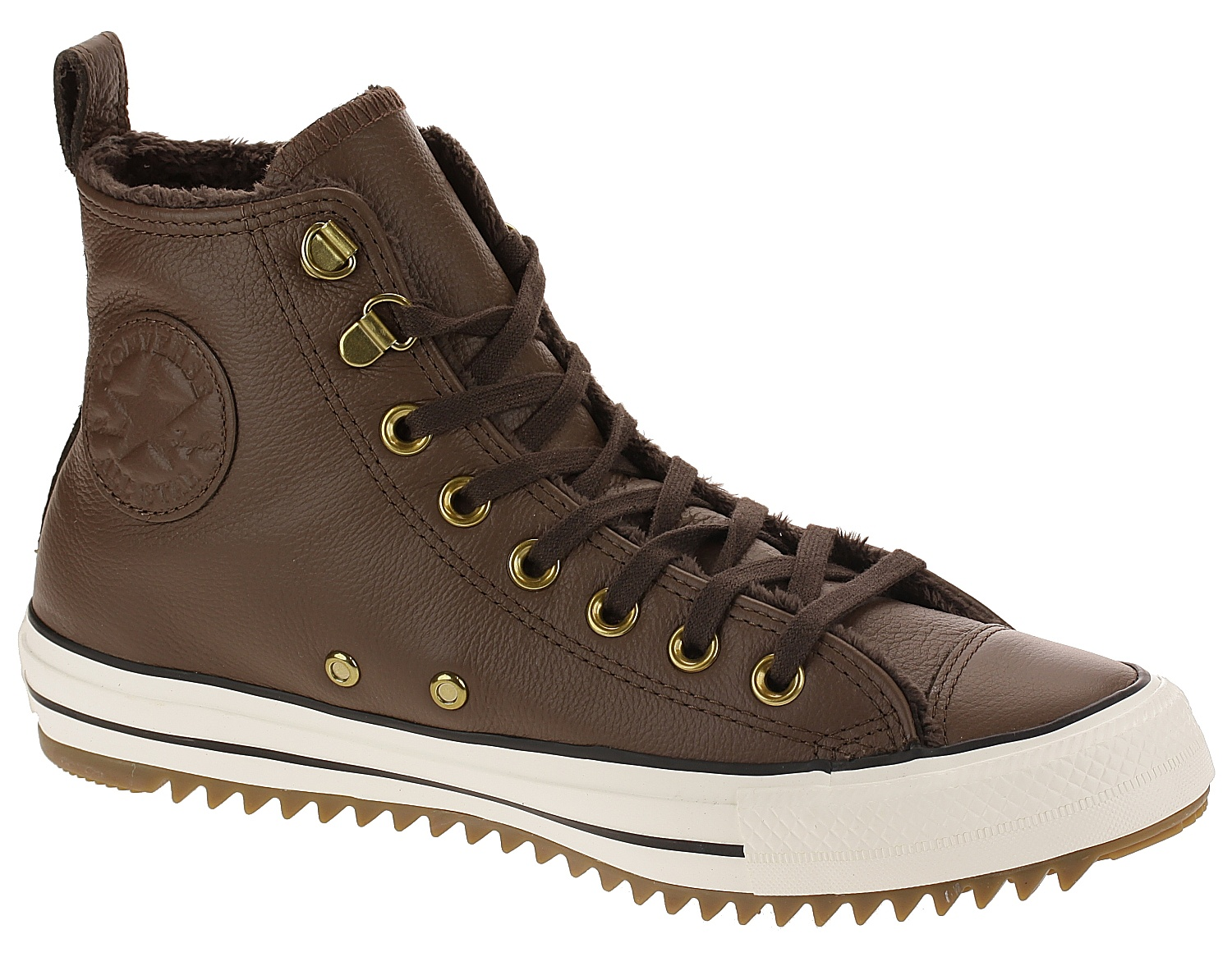 50ffdd7a79b58c shoes Converse Chuck Taylor All Star Hiker Hi - 161514 Chocolate Egret Gum  ...
