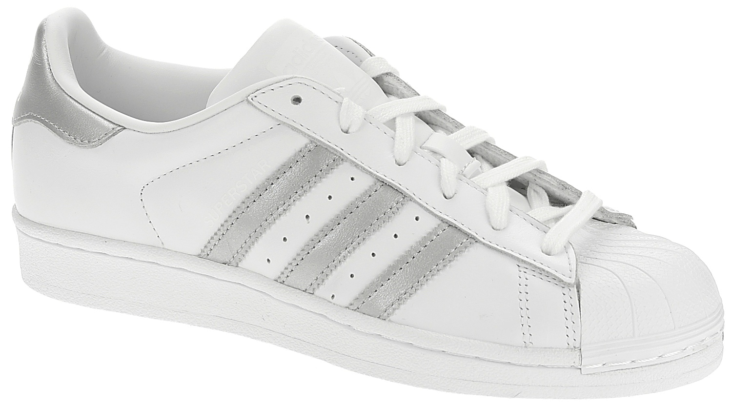 boty adidas Originals Superstar - White/Supplier Color/Gray Two 41 1/3