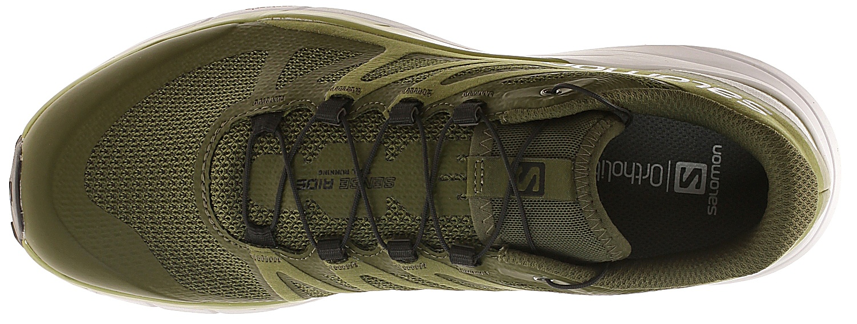 shoes Salomon Sense Ride - Ranger Green