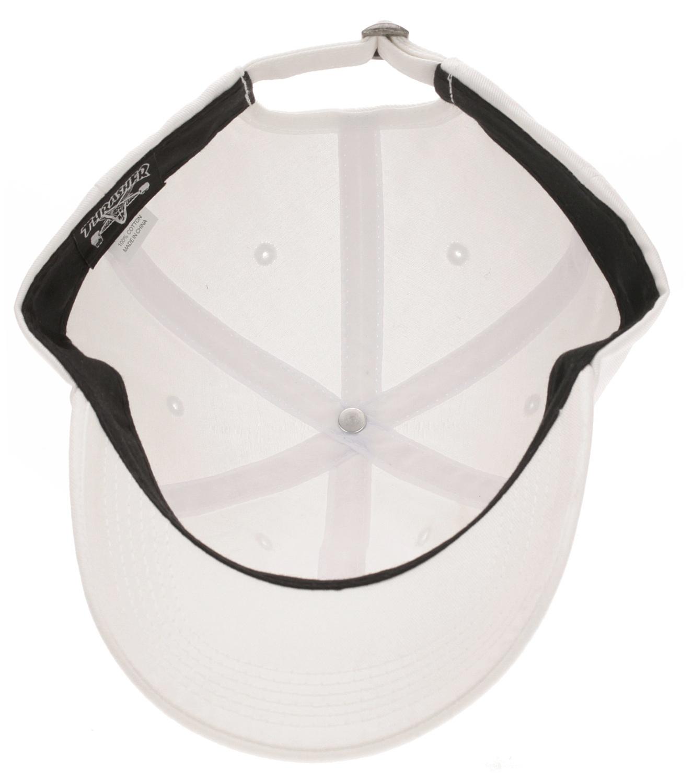 e63d330af2e cap Thrasher Neckface Invert Old Timer - White - men´s - Snowboard ...