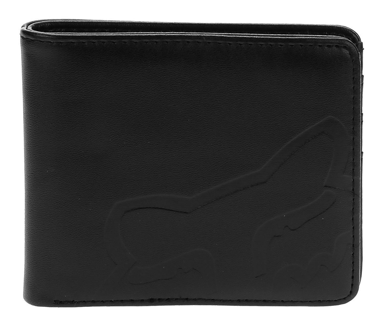 5e3ed7b0314 peněženka Fox Core - Black - Snowboard shop