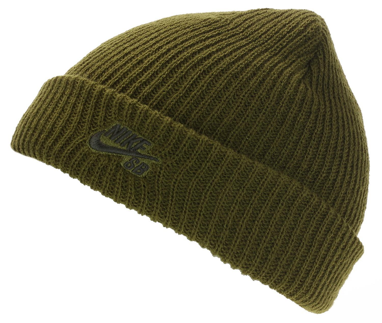 čepice Nike SB Fisherman - 399 Olive Flak Sequoia - Snowboard shop ... ea670cd69a
