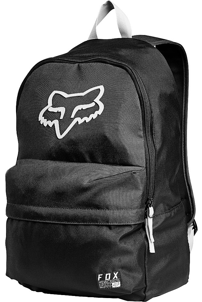 589307687b batoh Fox Legacy - Black 26 L