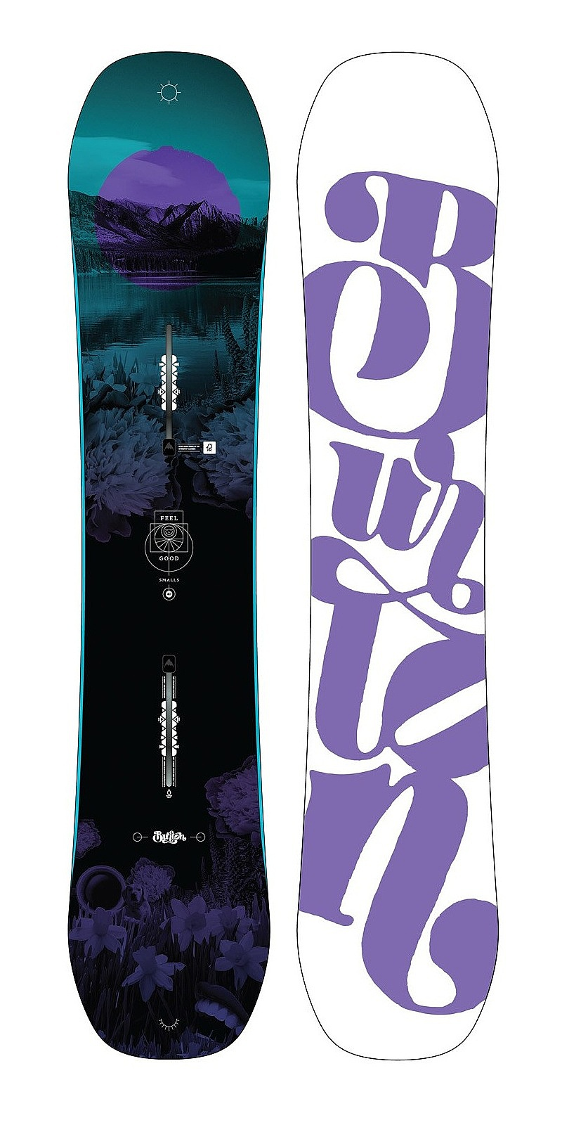 snowboard Burton Feelgood Smalls - No Color 130 cm
