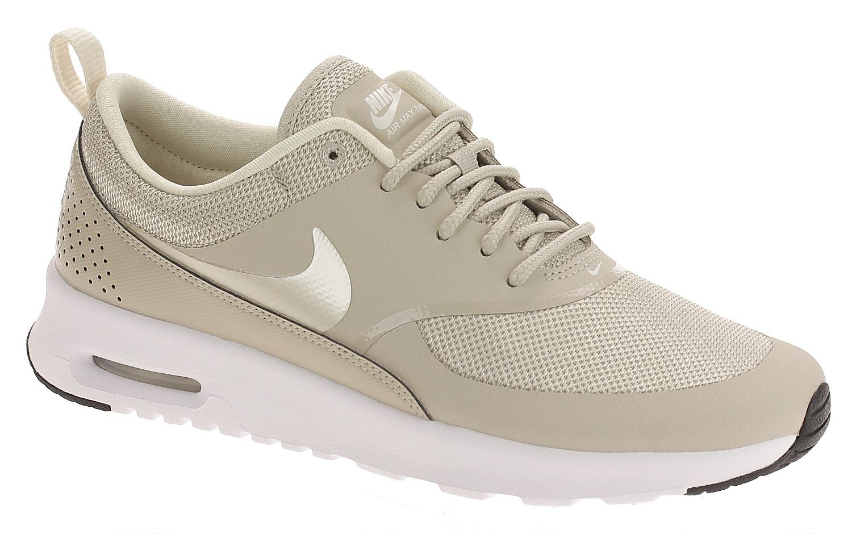 boty Nike Air Max Thea - String Light Cream Black White 37.5 c3b24c9500