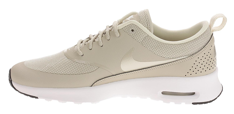 topánky Nike Air Max Thea StringLight CreamBlackWhite