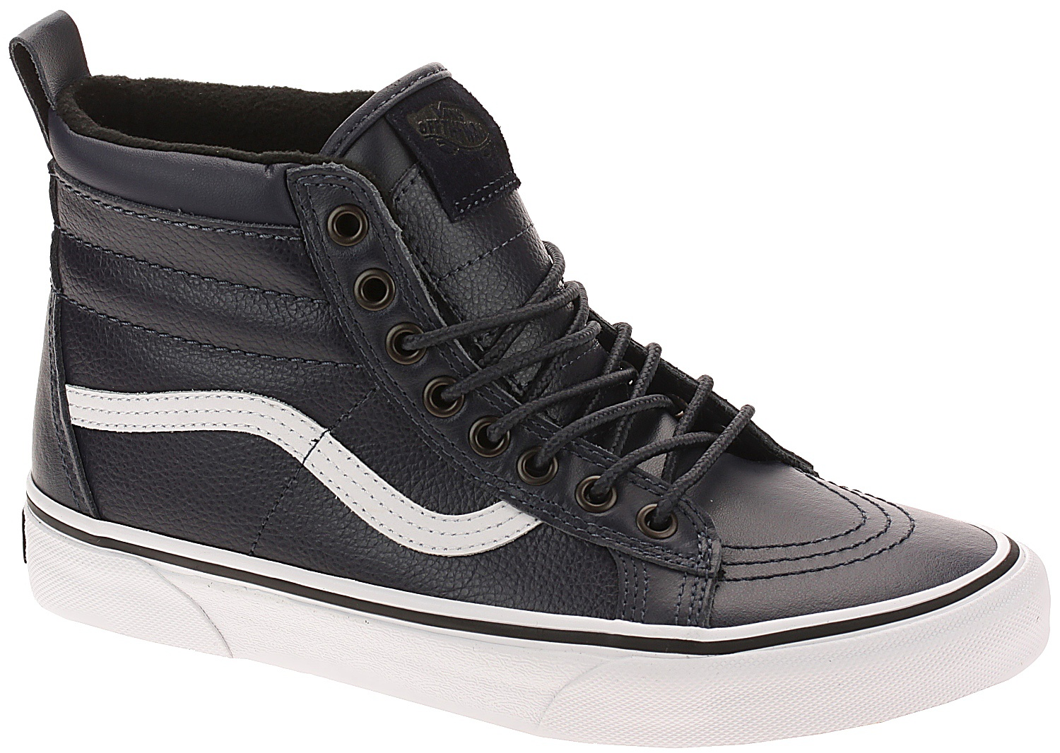 boty Vans Sk8-Hi MTE - MTE Sky Captain Leather 45 6f970553c75