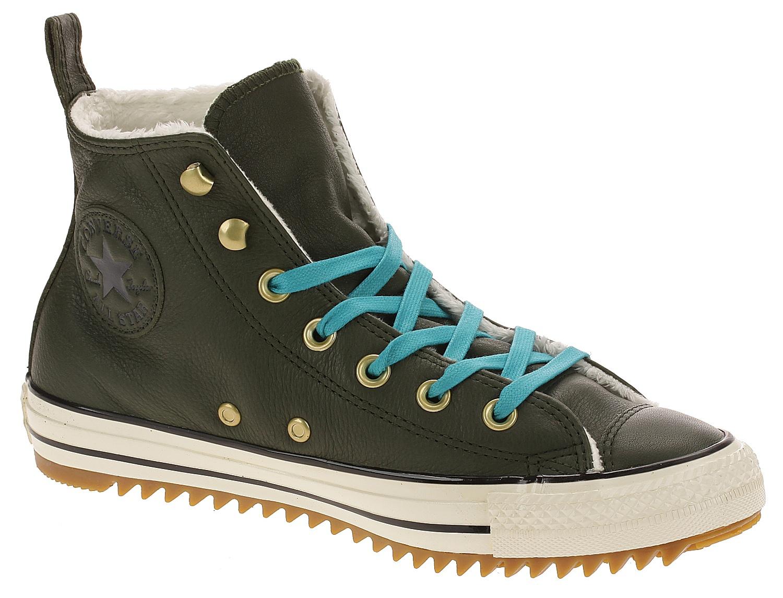115b80f66f0287 shoes Converse Chuck Taylor All Star Hiker Hi - 162478 Utility Green Rapid  Teal - Snowboard shop
