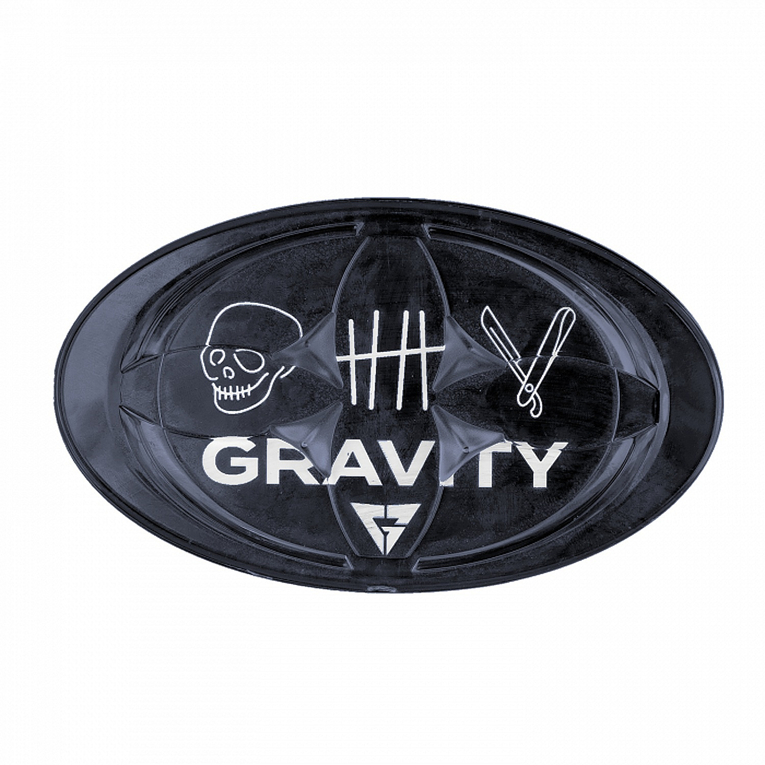 grip Gravity Contra Mat - Blue one size
