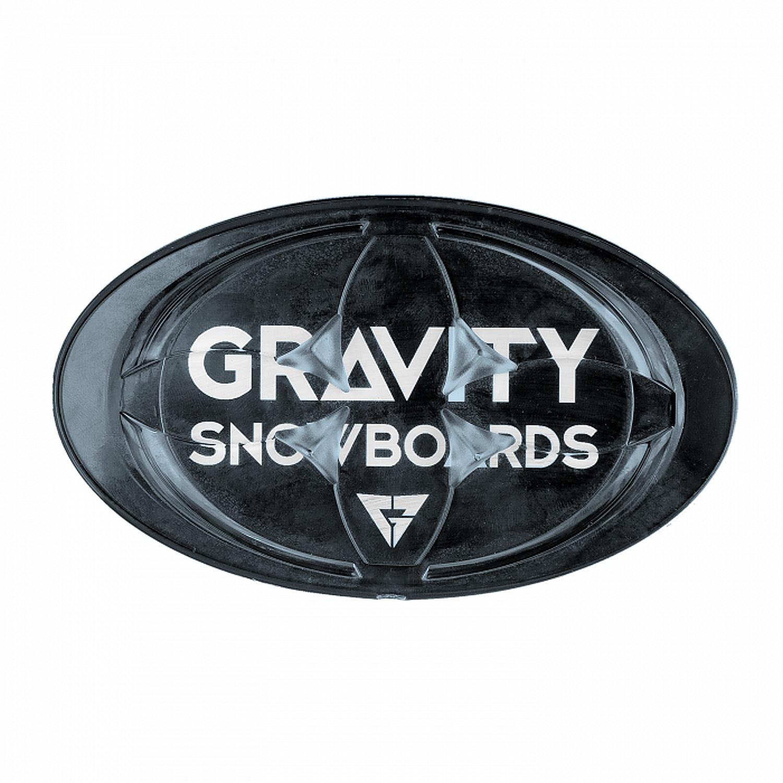 grip Gravity Logo Mat - Blue one size