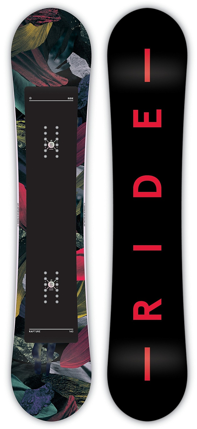 Ride Rapture 143 cm 18/19