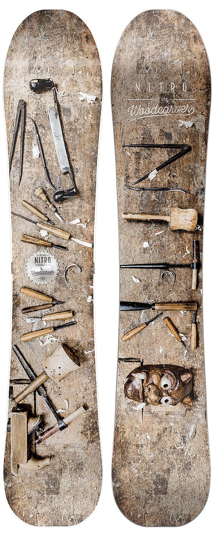 Nitro Woodcarver 159 cm 18/19