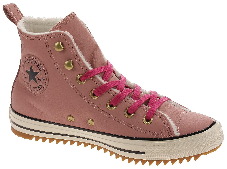 boty Converse Chuck Taylor All Star Hiker Hi - 162477 Rust Pink Pink Pop -  Snowboard shop af9bdb398dc