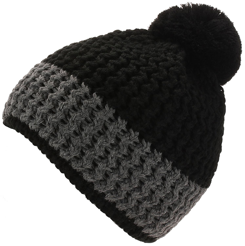 čepice Husky Cap 12 - Black S/M