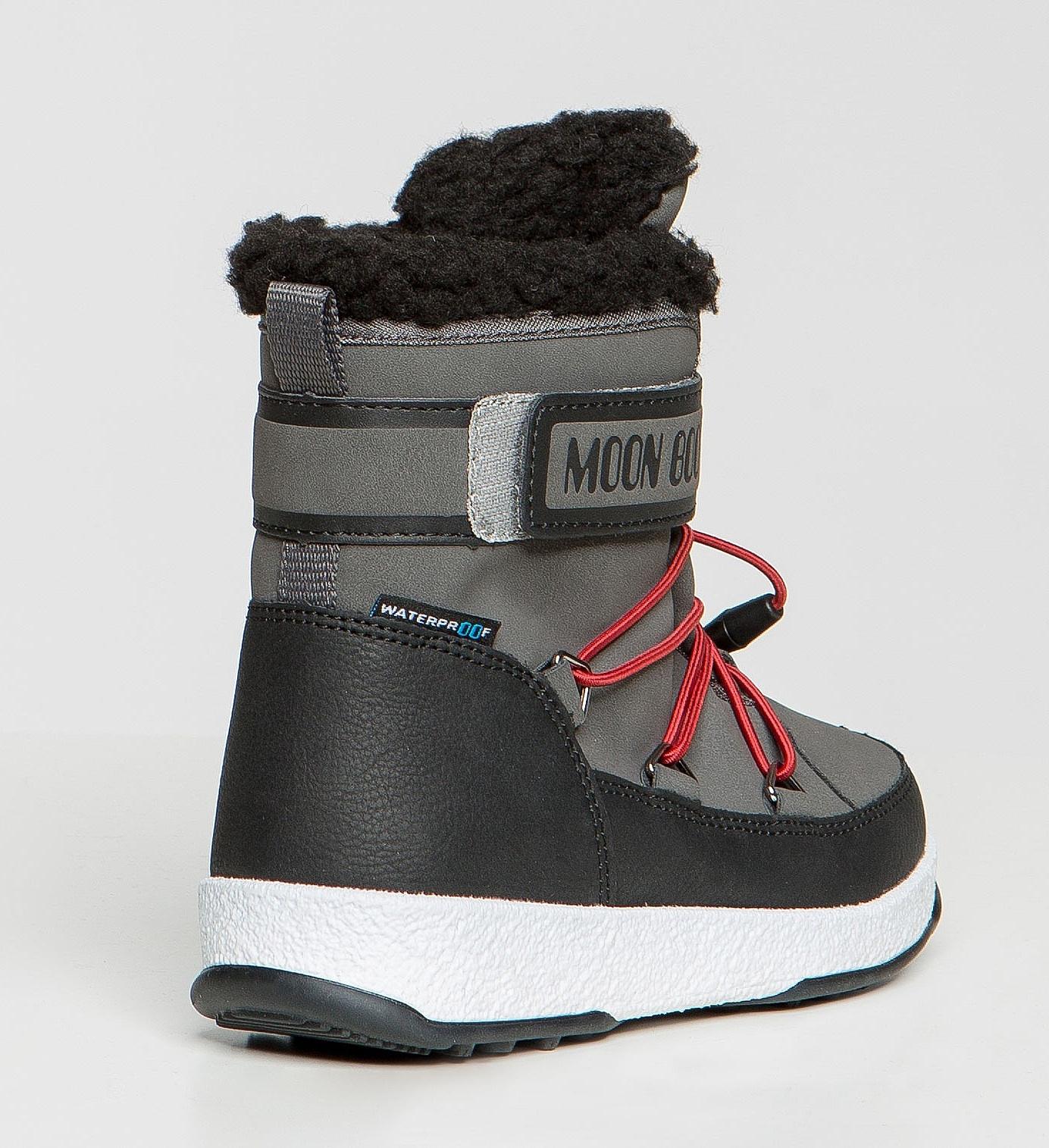 Topánky Tecnica Moon Boot We Boot - Black Dark Gray   Předchozí Další   6ac97bfbcd4
