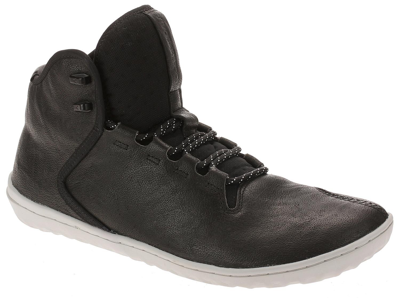 boty Vivobarefoot Borough M - Leather Black