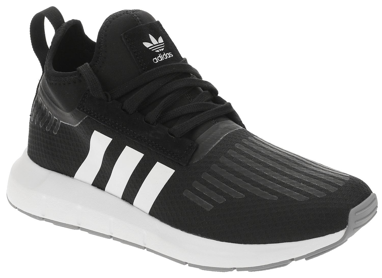 b577c9737f313 shoes adidas Originals Swift Run Barrier - Core Black White Gray - men´s -  Snowboard shop