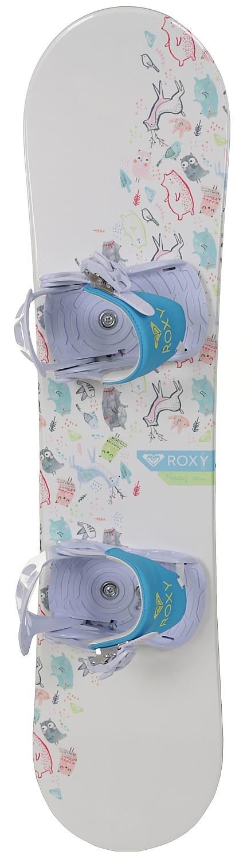 snowboard Roxy Poppy Set - Assorted 100 cm